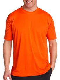 UltraClub® Men's Cool & Dry Sport Performance Interlock Tee