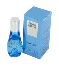 Davidoff Cool Water Woman, .17 fl oz