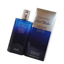 Cool Water Night Dive By Davidoff Edt Spray 4.2 Oz