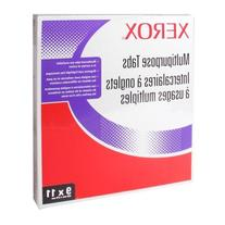 Xerox Straight Collated Copier Tab