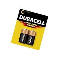 Duracell Copper Top Alkaline Battery Size C Bulk - Case of