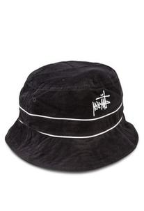 Cord Band Bucket Hat