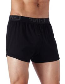 C-IN2 Men's Core Basic Runner Short, Black, X-Large