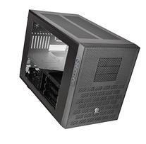 Thermaltake Core X9 E-ATX Cube Chassis - Cube - Black - SPCC