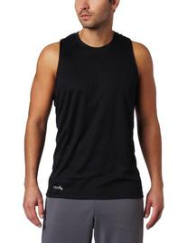 Asics Men's Core Singlet, Large, Electric