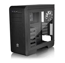 Thermaltake Core V51 ATX Mid Tower Gaming Computer Case CA-
