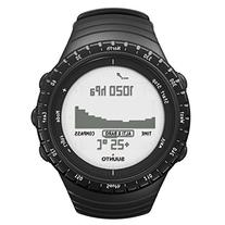 Suunto Men's SS014809000 Core Outdoor Matrix Regular Black