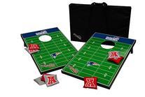New England Patriots Cornhole Bean Bag Toss Game