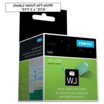 Dymo Corporation Products - File Folder Labels, 9/16amp;quot