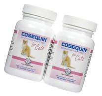 2 PACK Cosequin for Cats 80 count