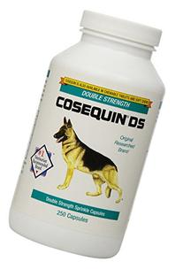 Nutramax Cosequin DS Double Strength Capsules, 250 Count, 3-