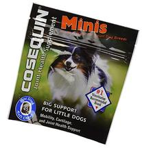 Nutramax Cosequin Mini Soft Chews with MSM, 45 Count