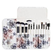 Unimeix Professional 12 Pcs Makeup Cosmetics Brushes Set