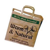 Warm & Natural Cotton Batting-Twin Size 72X90
