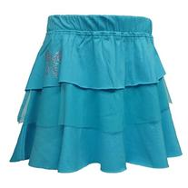 Bumble bee Cotton Pleated Short Skirt for Girls
