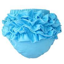 Buenos Ninos Girl's Cotton Shorts Top Baby Bloomer Diaper