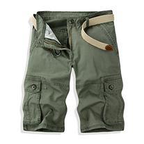Men's Cotton Soft Sports Combat outdoor Workwear Cargo