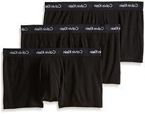 Calvin Klein Men's Underwear 3 Pack Cotton Stretch Low Rise