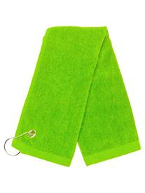 Simplicity 100% Cotton Terry Sports Golf Towel with Grommet