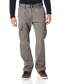 Unionbay Men's Survivor Iv Relaxed Fit Cargo Pant, Desert