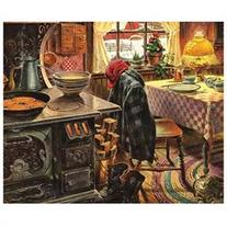 Country Breakfast Jigsaw Puzzle