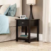 Sauder County Line Night Stand, Multiple Colors