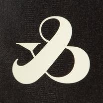 Jonathan Adler Punctuation Cover - Black/White