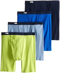 Fruit of the Loom Men's Covered Waistband  X-Size Boxer