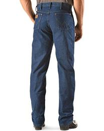 Wrangler Men's Cowboy Cut Original Fit Jean, Prewashed