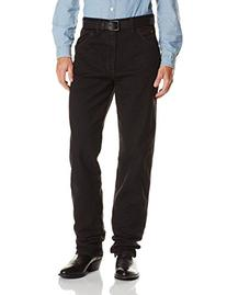 Wrangler Men's Original Cowboy Cut Relaxed Fit Jean,Black,