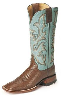 Ladies Cowboy Boot Double Stitched Welt Leather Outsole J-