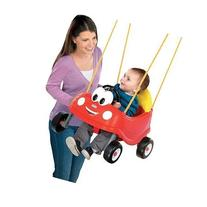 Little Tikes Cozy Coupe First Swing, Seatbelt for Added