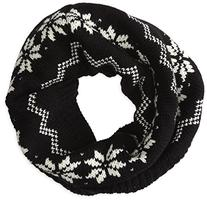 White Sierra Cozy Scarf Womens