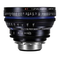 Zeiss CP.2 25mm T2.1 Compact Prime Lens