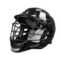 Cascade CPVR Lacrosse Helmet with Matte Black Mask