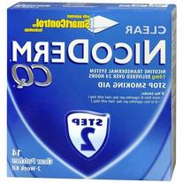 Nicoderm Cq Step 2 Clear Patches, 14 mg, 14 Units