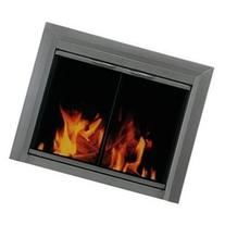 Pleasant Hearth CR-3400 Craton Fireplace Glass Door,