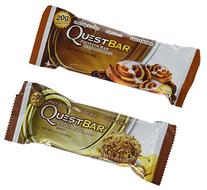 Quest Nutrition - 2 Items: Banana Nut Muffin  & Cinnamon