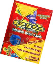 Crazy Bones Gogos Series 1 Power Starter Pack Includes