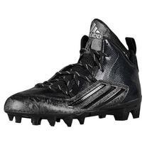 adidas Men's Crazyquick 2.0 Mid Black/Black/Black Sneaker 13