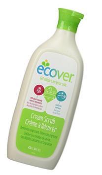 Ecover Natural Cream Scrub, 16 oz