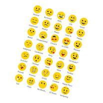 WallPops Create an Emoji Dry Erase Wall Decal