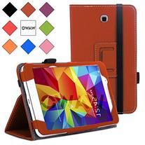WAWO Creative Folio Cover Case for Samsung Galaxy Tab 4 7.0