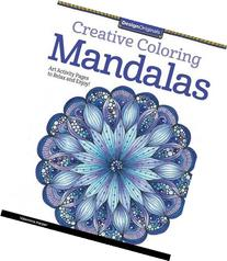Creative Coloring Mandalas: Art Activity Pages to Relax and