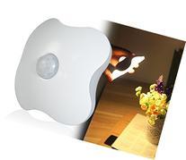 Creative lamp Four-Leaf Clover Design Infrared Human Body