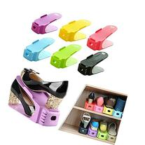 8 piece Creative Plastic Double Layer Saving Space Shoe