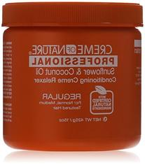 Creme of Nature Professional Conditioning Relaxer, Sunflower