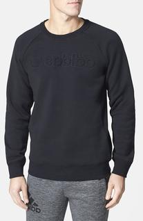 Men's adidas Originals 'Premium' Crewneck Sweatshirt Black