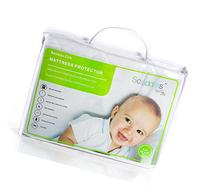 Crib Mattress Protector Sheet Pad Fitted