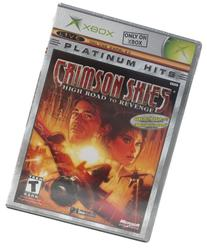 Crimson Skies: High Road To Revenge Platinum Hits - Xbox